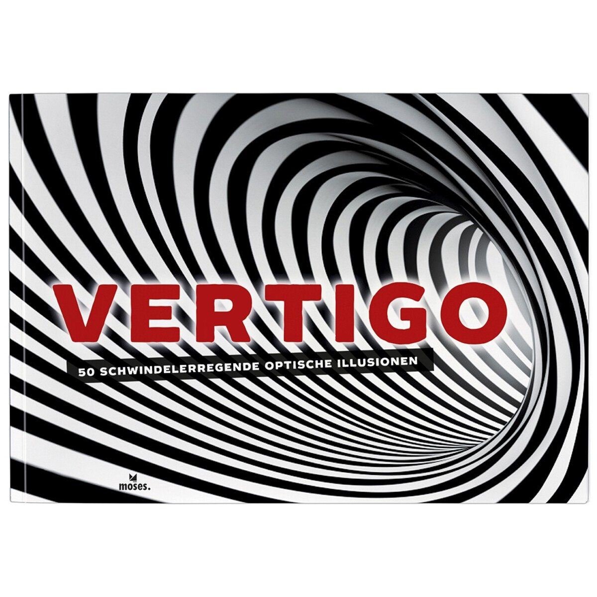 Vertigo livre illusions d 39 optique - Livre illusion optique ...