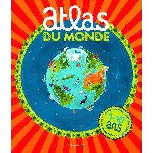 Atlas du monde 7-10 ans