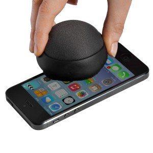 Balle nettoyante pour écrans tactiles de smartphones et tablettes