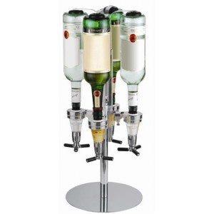 Bar Butler Plus - Distributeur pour 4 bouteilles