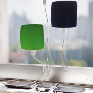 Chargeur solaire de fenêtre