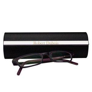 Etui à lunettes gravé