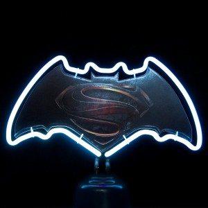 Lampe néons - Batman vs Superman