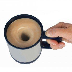 Le Mug qui touille tout seul