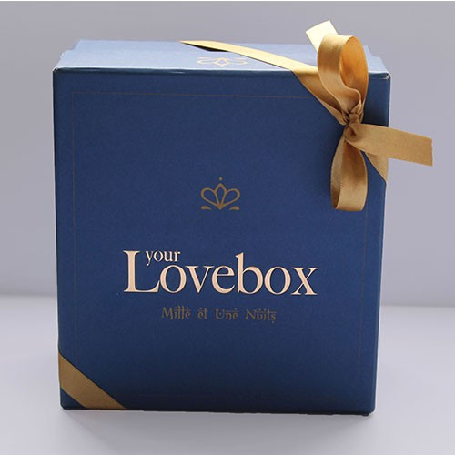 Boite Lovebox Mille Et Une Nuits Ideecadeau Fr
