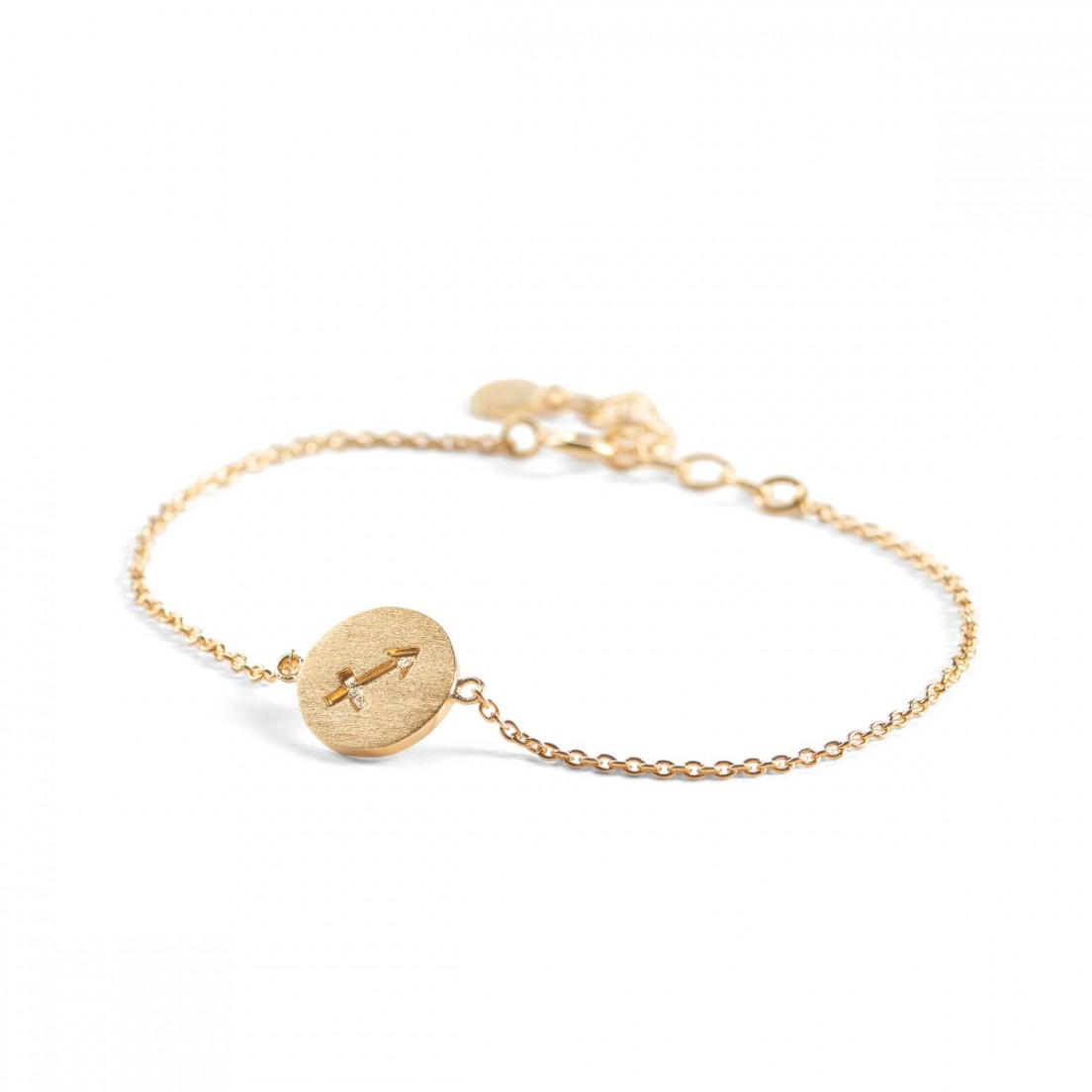 bracelet femme zodiaque
