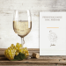 Verre à vin blanc personnalisé – Flamant