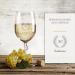 Verre à vin blanc personnalisé – 30 ans