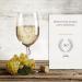 Verre à vin blanc personnalisé – 40 ans