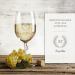 Verre à vin blanc personnalisé – Anniversaire