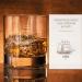 Verre à whisky Voilier - avec gravure